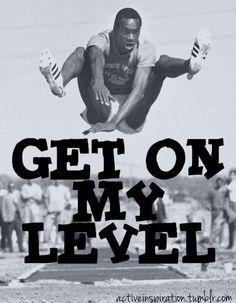 Long jump <3