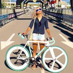 #bianchi #fixie #singlespeed http://ift.tt/1OfbjNt #bicyclegirl