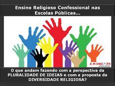 EDUCAÇÃO E CIDADANIA: Ensino Religioso Confessional nas Escolas Públicas...