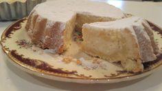 Una tarta de ricota dulce ideal para la hora del té o para el cafecito. Es libre de gluten, y apta para celíacos.  Receta: www.smileybelly.com
