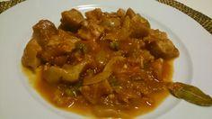 Fácil y Sano : Oreja de cerdo con jamon iberico y pimenton de la ...