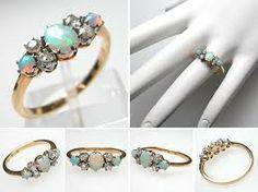 opal ring - Iskanje Google