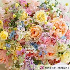 昨年の、花時間さん春号の表紙ブーケでした。 リポストさせていただきます。(仕事が遅い) : #ブーケ #bouquet #bouquet_ichie #一会 #ブーケレッスン #ウェディングブーケ #ウエディング#結婚準備中 #ブライダルブーケ#プレ花嫁 #結婚準備 #ホテルウェディング #ウェディングフラワー : : Repost from @hanajikan_magazine @TopRankRepost #TopRankRepost おはようございます。今日から本格的に始動ですね! エールを込めて、たくさんのお花をお届けします。昨年春号の表紙を飾ったお花です では、今日もsmileで頑張りましょう! by ピーターパン 花 @bouquet_ichie 写真 @落合里美