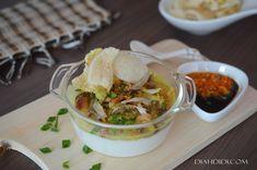 Diah Didi's Kitchen: Bubur Ayam Kampung