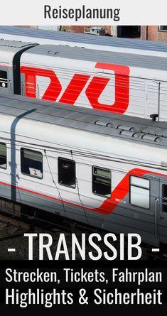 FAQ: Reiseplanung Transsibirische Eisenbahn. Hier werden die wichtigsten Fragen für die Vorbereitung einer selbst organisierte Transsib-Reise geklärt.