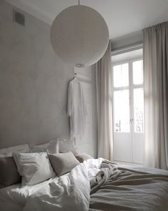 Style and Create — The beautiful bedroom of the Swedish Art Director Therese Sennerholt