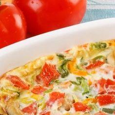 Zdrowy i sycący: omlet hiszpański