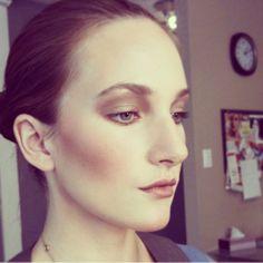 Natural Editorial Makeup - Beginner Students work in-class  #makeup #naturalmakeup #editorial #runway #beauty #makeupschool #beautyschool #mua #makeupartist #makeuplessons #makeupcourses #vancouverbc #westvancouver #northvancouver