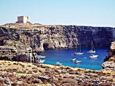 Comino Island | Malta European Countries, Archipelago, Alexandria, Sicily, Monument Valley, Places Ive Been, Grand Canyon, Scenery, Island