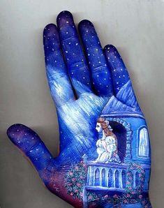 Beautiful Hand Paintings Inspired by Fairy Tales - My Modern Metropolis