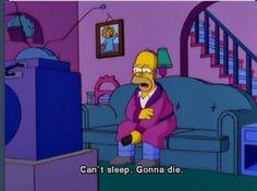 The Simpsons Way of Life Simpsons Frases, Simpsons Quotes, Cartoon Quotes, The Simpsons, Bacon Hot Dogs, Mood Wallpaper, Homer Simpson, Bad Mood, Vintage Cartoon