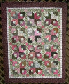 "FREE pattern: ""Boxy Stars"" (from Quiltville's Quips & Snips by Bonnie K. Hunter)"