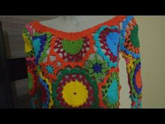 Saída de praia colorida ANGELA.PARTE 3 - YouTube