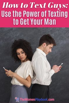 """Finding your ideal man can be just a few texts away. Learn how to use the power of """"love texts"""" to find your man with this free guide. Inside you will learn: What Men Want Out of Texting, 5 Types of Texts that mane Respond to, 3 Rules of Sexting, What Types of Emojis to Use, and much more! #howtotextguys Love Text, Text Me, Rekindle Romance, Text Types, What Men Want, Ideal Man, The Power Of Love, Your Man, Dating Advice"""