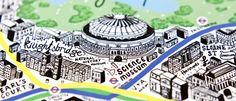 Evermade.com Art Prints - Maps, Quotes, London & More
