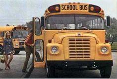 Old School Bus, School Buses, Richmond Indiana, International Harvester Truck, Bus House, Busses, Ih, Body Works, Blue Bird