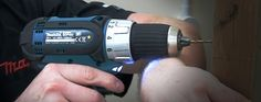 How To Fit D Handles and Push Plates - Makita BDF452 Combi Drill