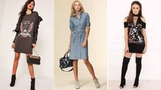 Formal and Casual Shirt Dress for Girls