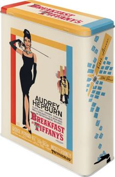 Nostalgic-Art LänderBier - Boite Alimentaire en Fer Blanc - Design Retro - Vintage Breakfast at Tiffany's Nostalgic Art, Breakfast At Tiffanys, Estilo Retro, Tin Boxes, Dose, Toy Chest, Retro Vintage, Ebay, Storage