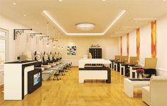 Sleek & Stylish Salon Furnishing - Nails Magazine