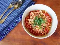 The only pomodoro sauce you'll ever need