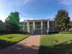 Um dos hotéis mais charmosos da Disney e um dos meus preferidos: Port Orleans Riverside