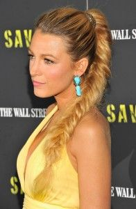 Blake-Lively-fishtail-plait