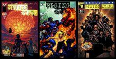 Rising Stars Comic