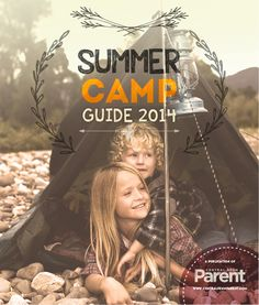 Our 2014 Summer Camp Guide includes stories about packing for camp, tips for a great camp experience and a directory of local summer camps!