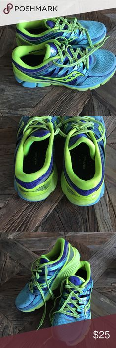 Saucony Zealot Sneakers Worn once to test fit. Great running shoe. Like new condition! Saucony Shoes Sneakers