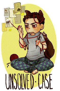 Teen Wolf - Unsolved case by Bisho-s on DeviantArt
