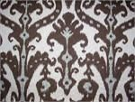 lacefield designs marrakesh cobblestone fabric, better known as Ikat