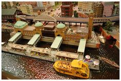 Modelleisenbahn Miniatur Wunderland-Hamburg Train Layouts, Small World, Model Trains, Scale Models, Diorama, Fairies, Boats, Landscapes, Castle