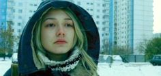 Oksana Akinshina in The Bourne Supremacy