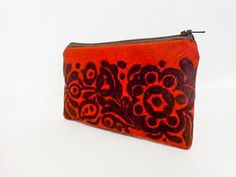 Small Pouch Small Wallet Small Change Purse  by handjstarcreations, $10.00