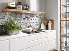 Die besten bilder von küche ohne hängeschränke grey kitchens