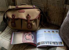 Billingham Hadley Pro & 2013 brochure