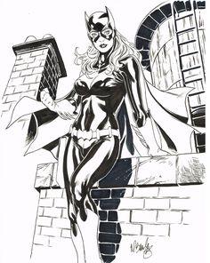 Batgirl by Mark Brooks