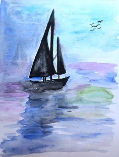 Sail Away by SandCastleShack on Etsy