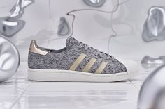 adidas Gives the Superstar BOOST a Noble Makeover