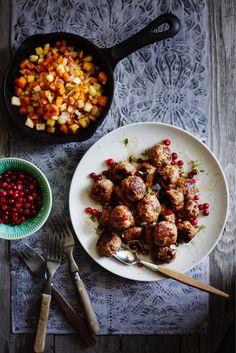 Hirvenlihapullat Kung Pao Chicken, Meat, Ethnic Recipes, Food, Meals, Yemek, Eten