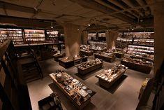 Fangsuo Book Store in Chengdu,Courtesy of Chu Chih-Kang Space Design