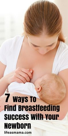 Breastfeeding, especially with your first child, can be really scary and confusing. These are simply a few ways that moms can try to help calm and ease their nerves. Although sometimes you can not control whether or not breastfeeding works for you and your baby, here are a few things you can do to help encourage the process and help make it more successful.