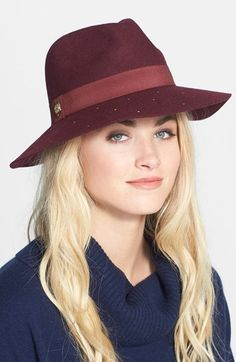 Vince Camuto Studded Panama Hat available at #Nordstrom