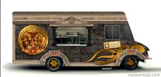 "Dos Equis Hits The Street w/Mobile Academy - ""foodtrucks"" have officially jumped the shark"