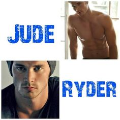 "Jude Ryder of ""Crash/Clash/Crush"" (Crash Series) by Nicole Williams"