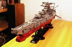 LEGO Space Battleship Star Blazers (Yamato)
