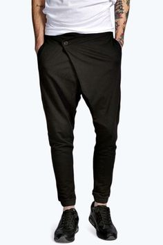 6 Drop Crotch Trouser Styles for Spring