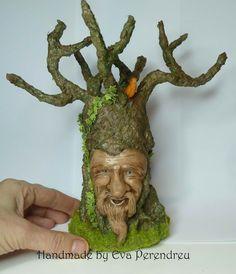 One of my Fairy trees by Mini Escenas, Miniaturas by Eva Perendreu
