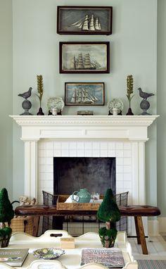 Cathy Kincaid Interiors | Cathy Kincaid Interiors; ship Dioramas